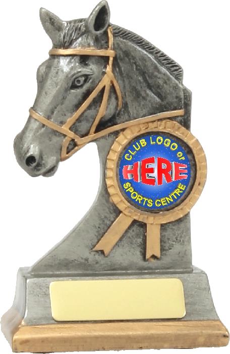 12035 Equestrian trophy 120mm
