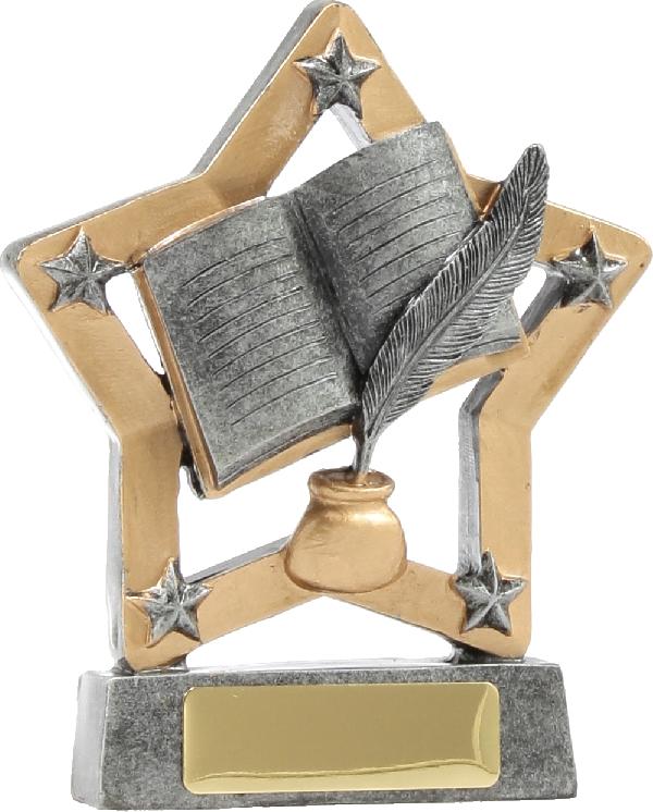 12905 Achievement Trophies trophy 129mm