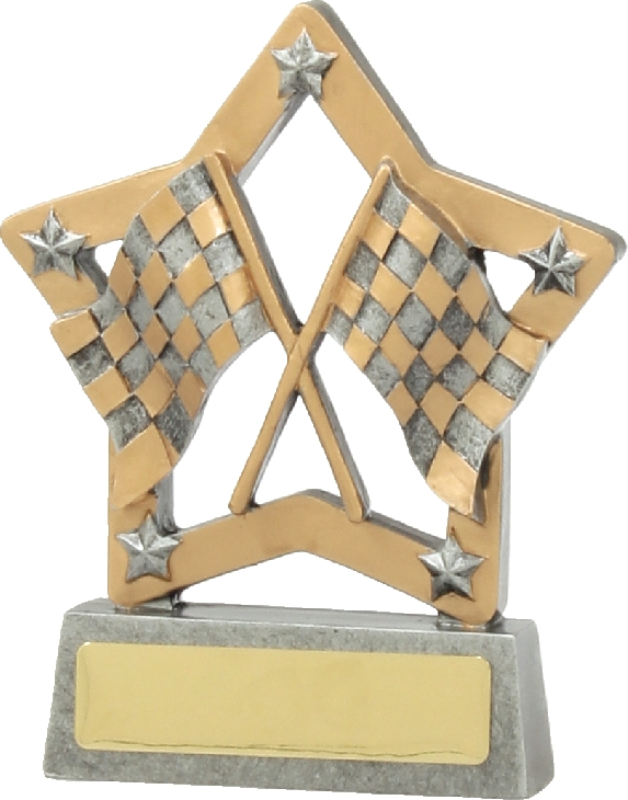 12984 Motor Sports trophy 130mm