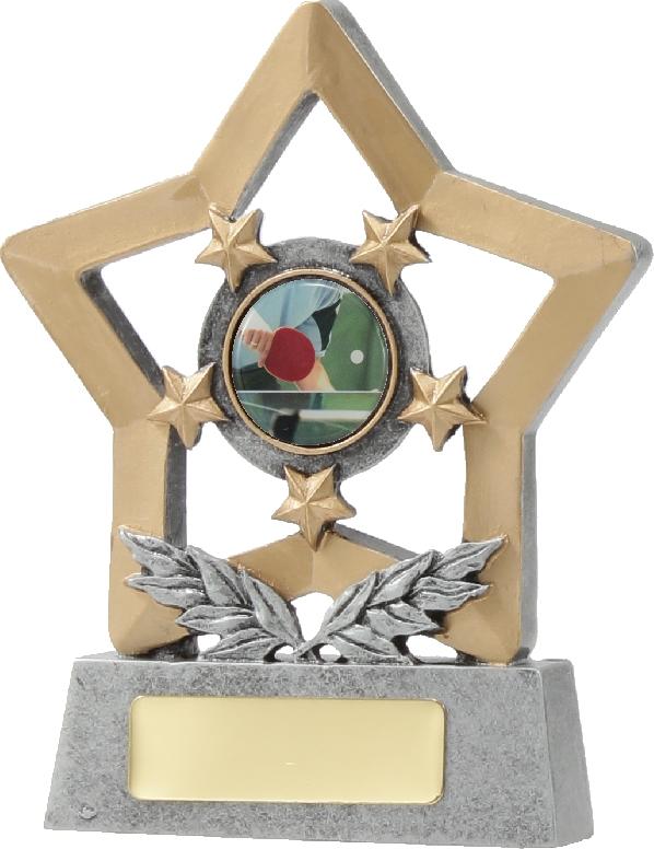 12998 Achievement Trophies trophy 129mm
