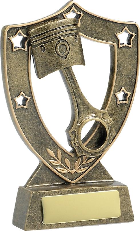13586 Motor Sports trophy 130mm