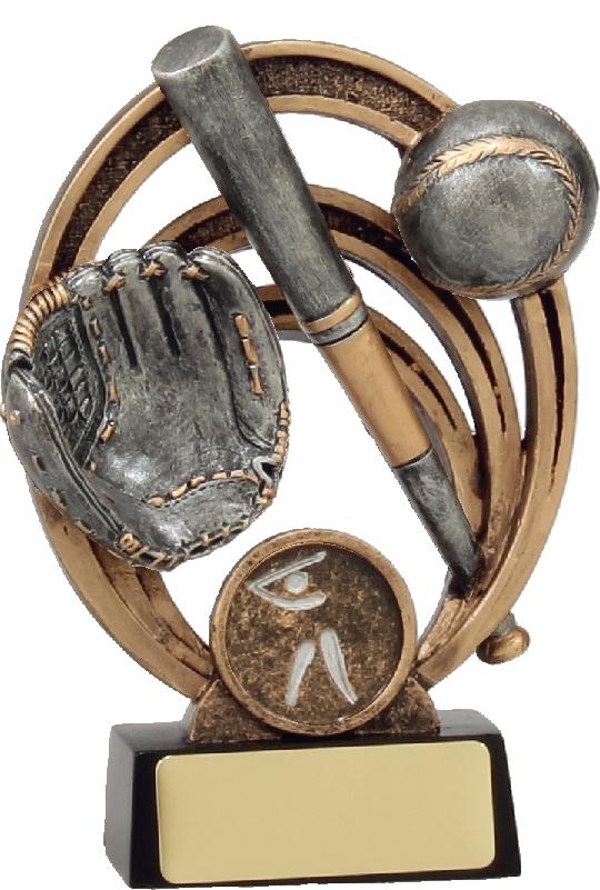 21333A Baseball - Softball trophy 130mm New 2015