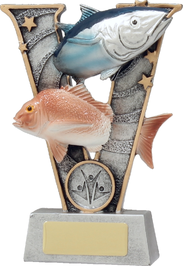 21403A Fishing trophy 155mm