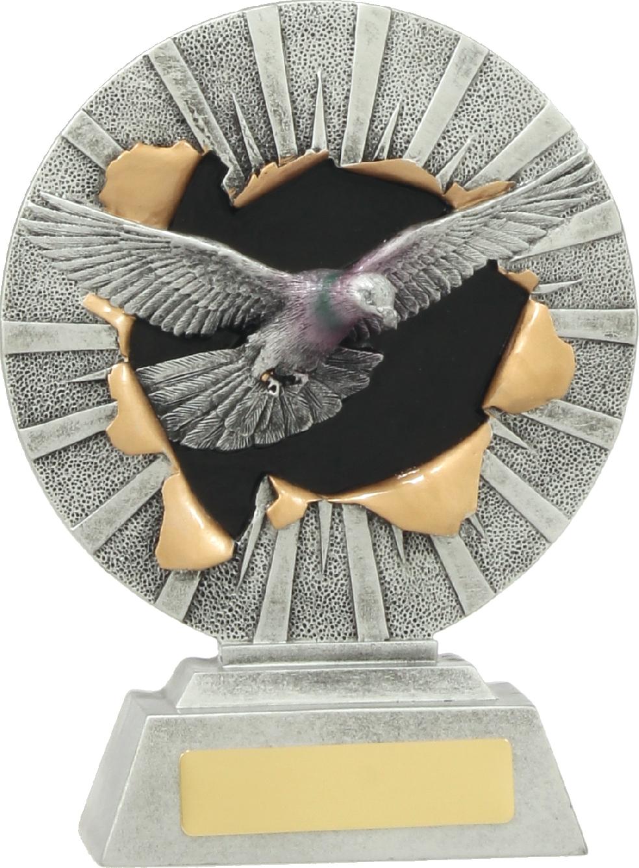 Pigeon Trophy 22105C 175mm
