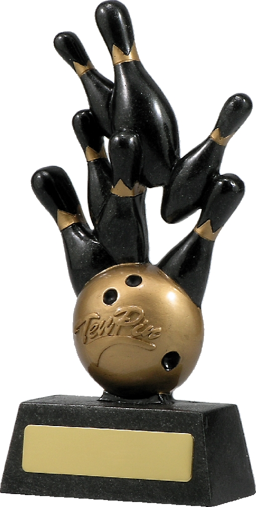 A1248B Ten Pin trophy 190mm