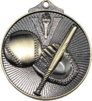 MD903 Baseball - Softball trophy 52mm