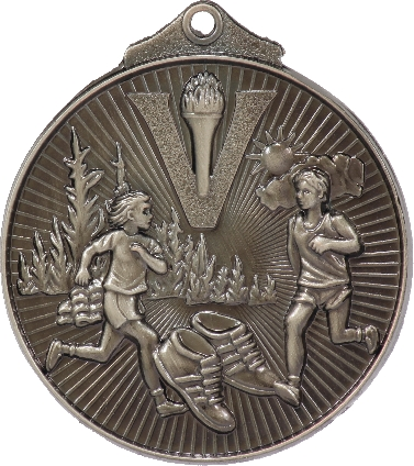 MD925S Athletics trophy 52mm
