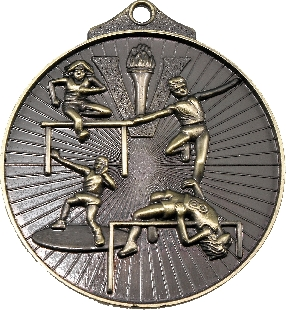 MD941 Athletics trophy 52mm