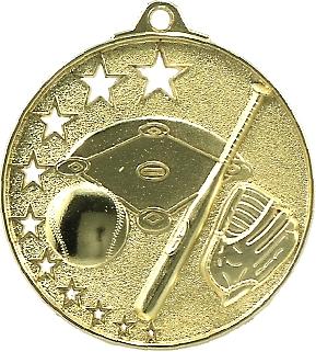 MH903 Baseball - Softball trophy 52mm