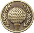 MJ17G Golf trophy 60mm