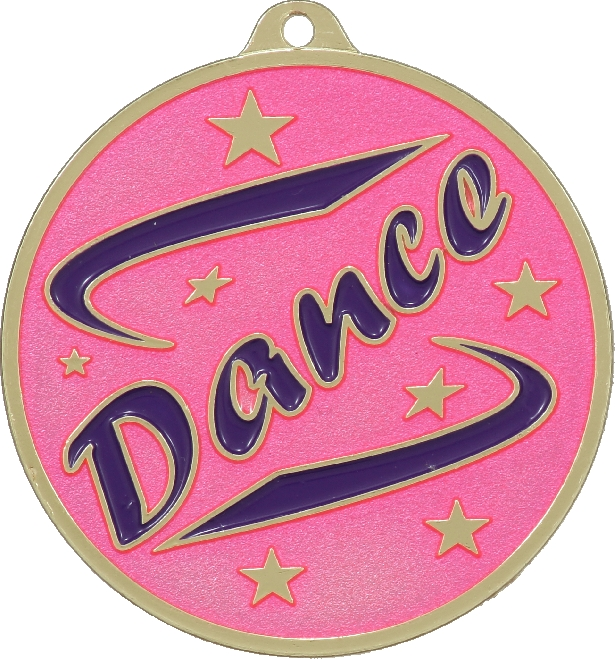 MP035G Dance trophy 52mm