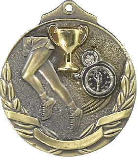 MT901G Athletics trophy 50mm