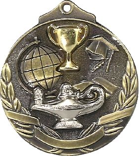 MT905G Academic Trophies trophy 50mm
