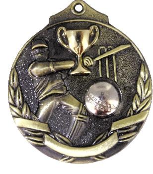 MT910G Cricket trophy