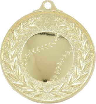 MX903 Baseball - Softball Medal 50mm New 2015