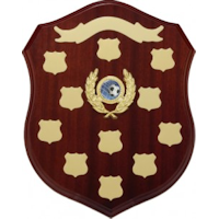 Plaques and Shields