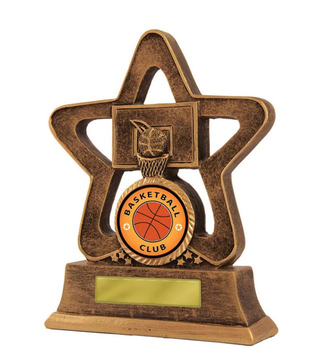 Basketball Trophy 587/7 110mm
