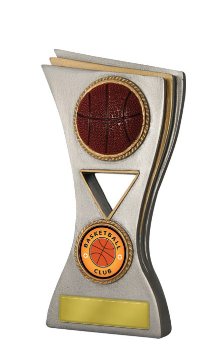 Basketball Trophy 597A/7 150mm