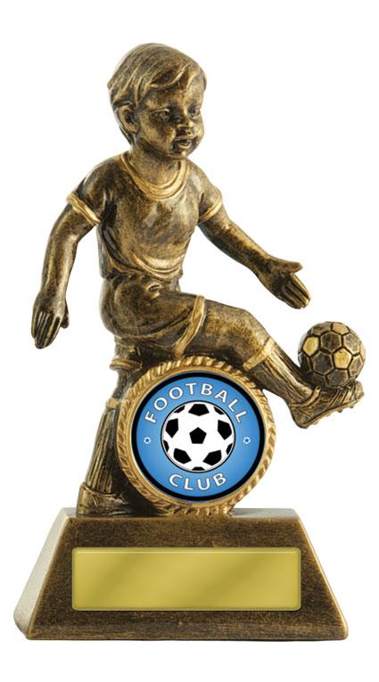 Football (Soccer)  Trophy 601G/9M 125mm