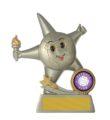 Netball Trophy 765/8 130mm