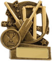 Cricket Trophy 13840S 90mm