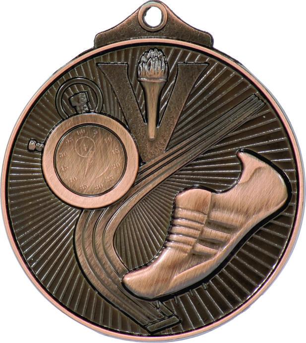 Athletics Medal MD901B 52mm