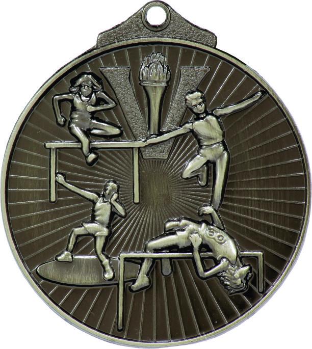 Athletics Medal MD941S 52mm