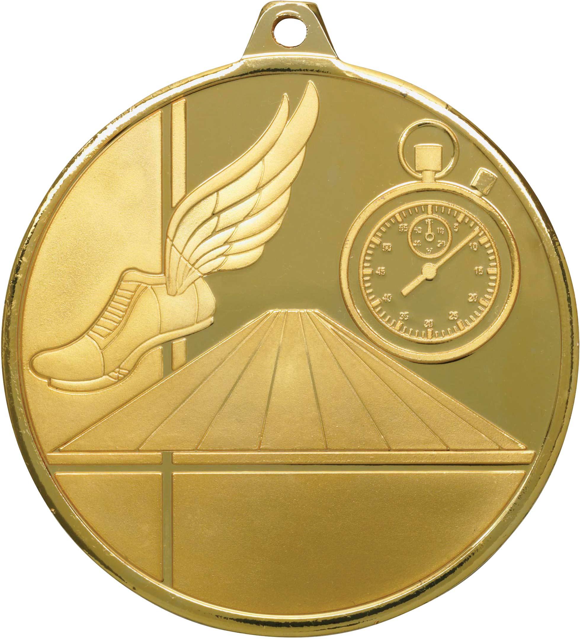 Athletics Medal MZ901G 50mm