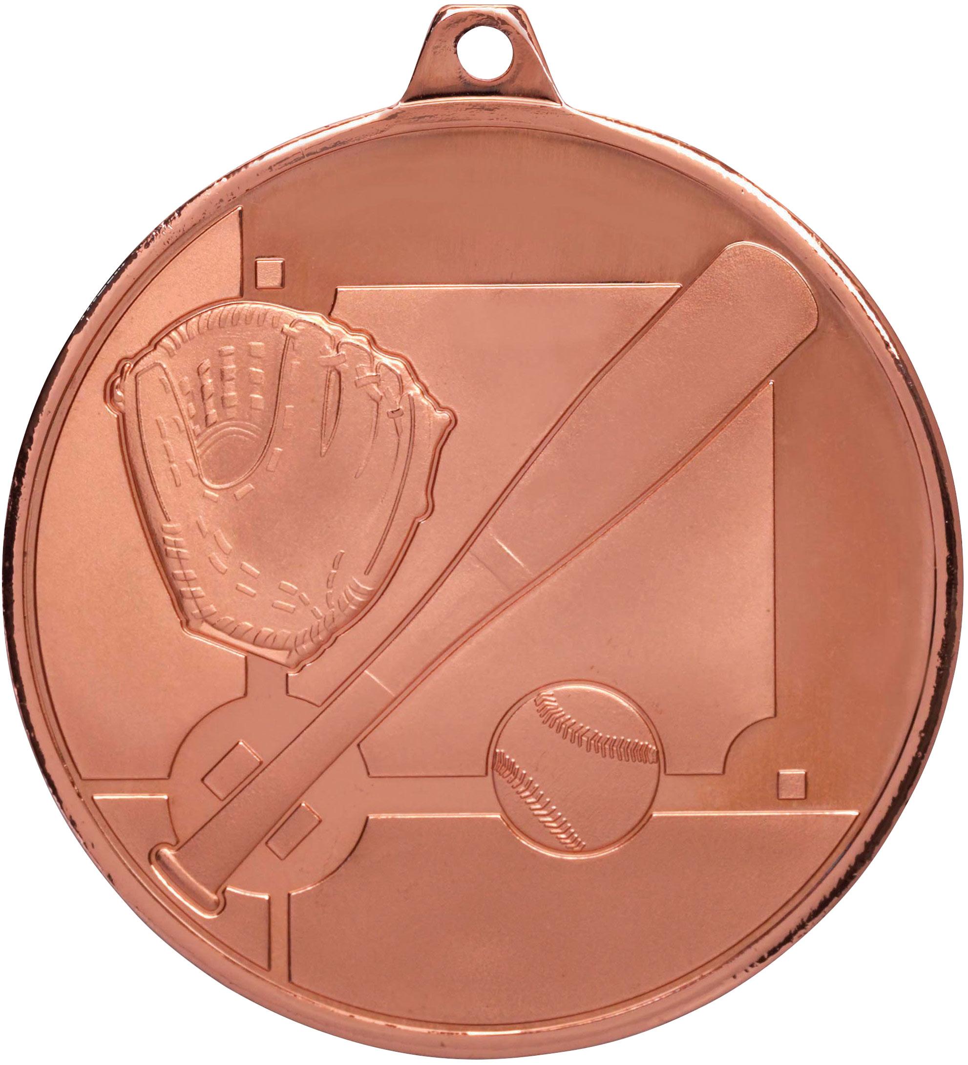Baseball-Softball Medal MZ903B 50mm