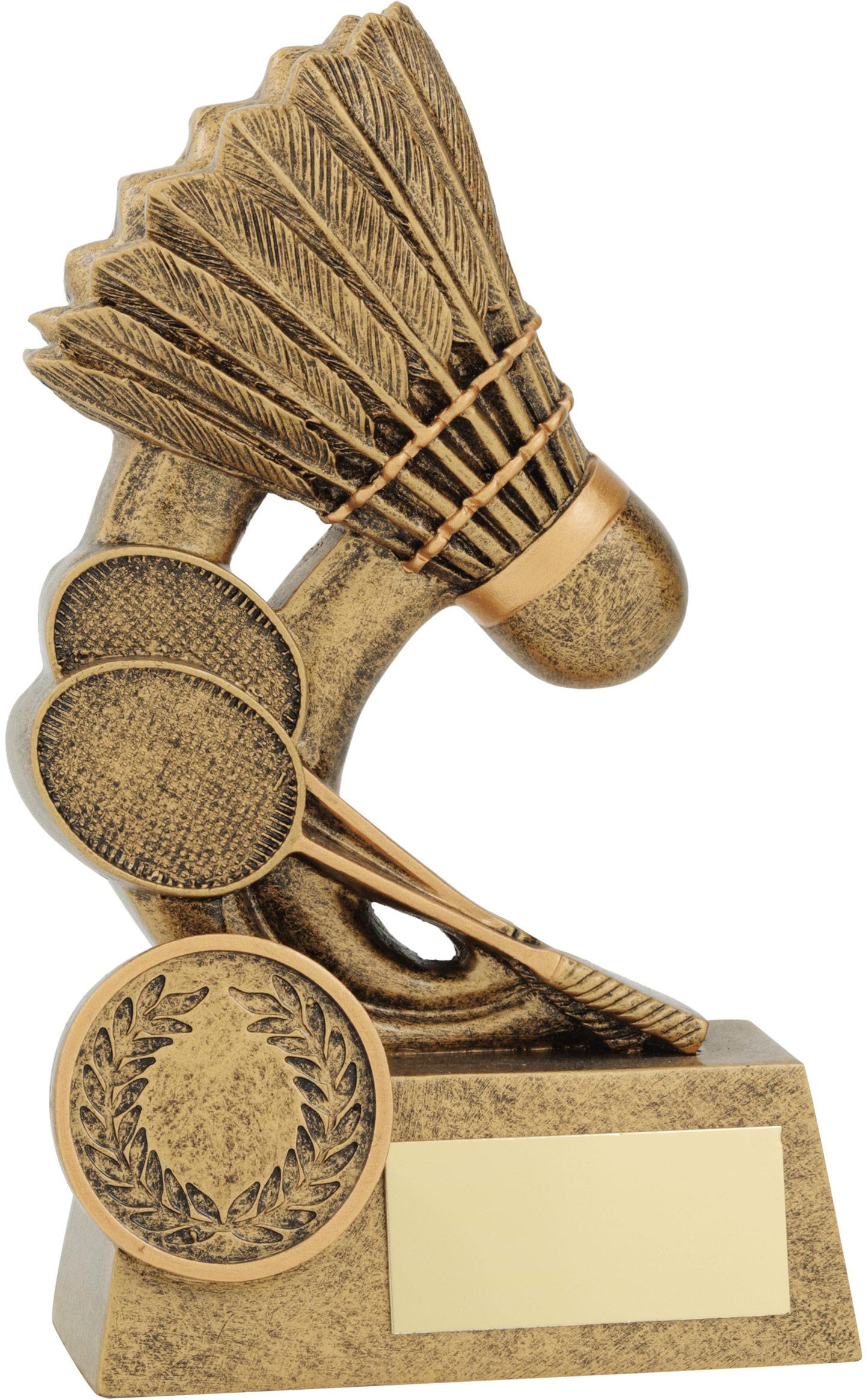 Badminton Trophy 11246A 120mm