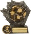 Soccer Trophy 12080S 95mm