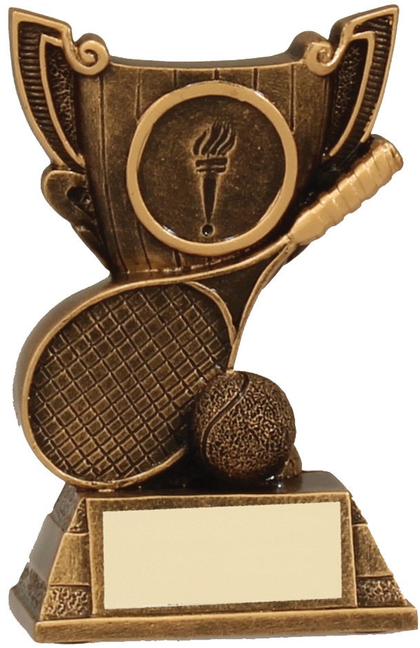 Tennis Trophy 27546A 115mm