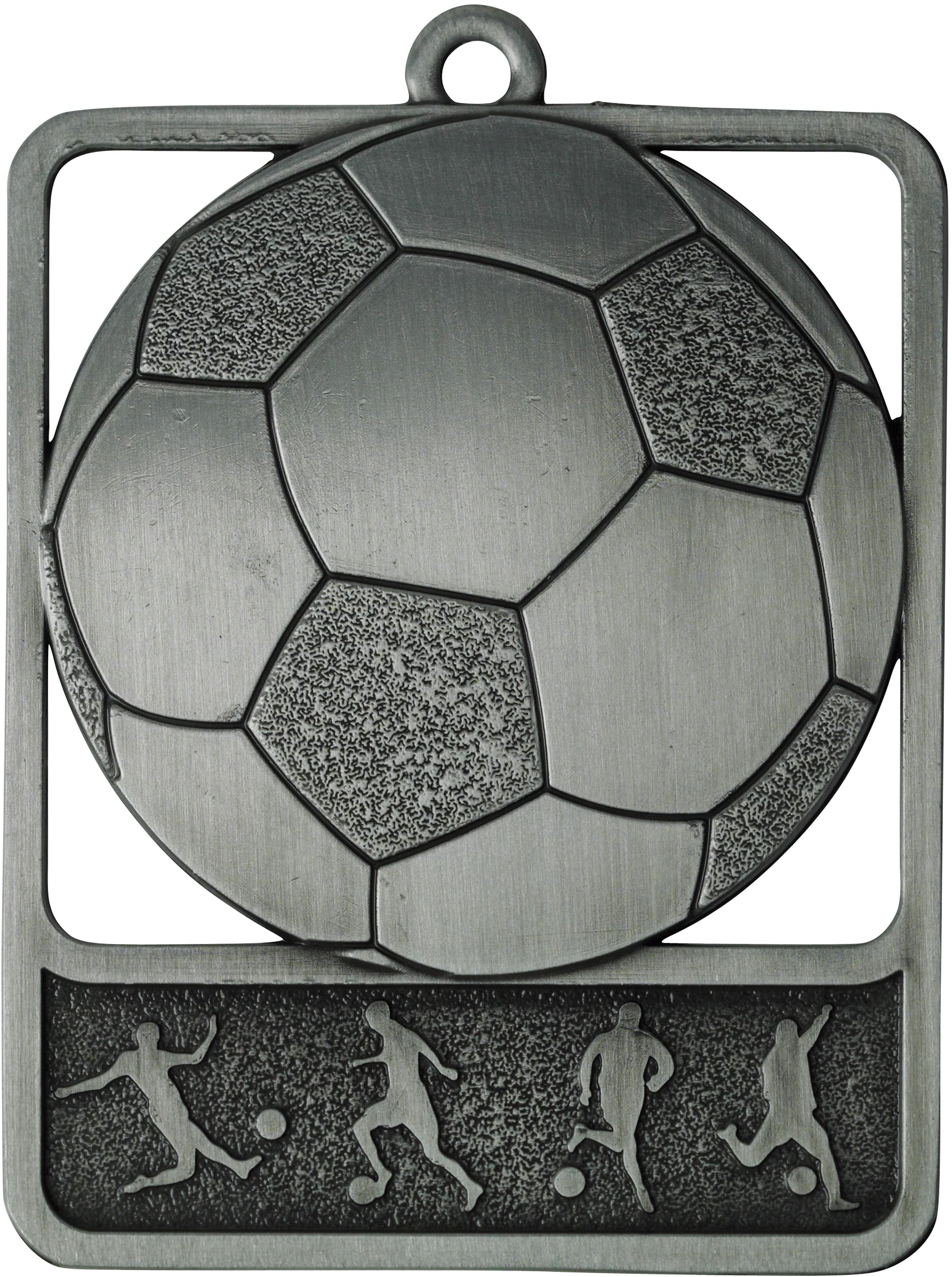 Soccer Medal MR904S 61mm