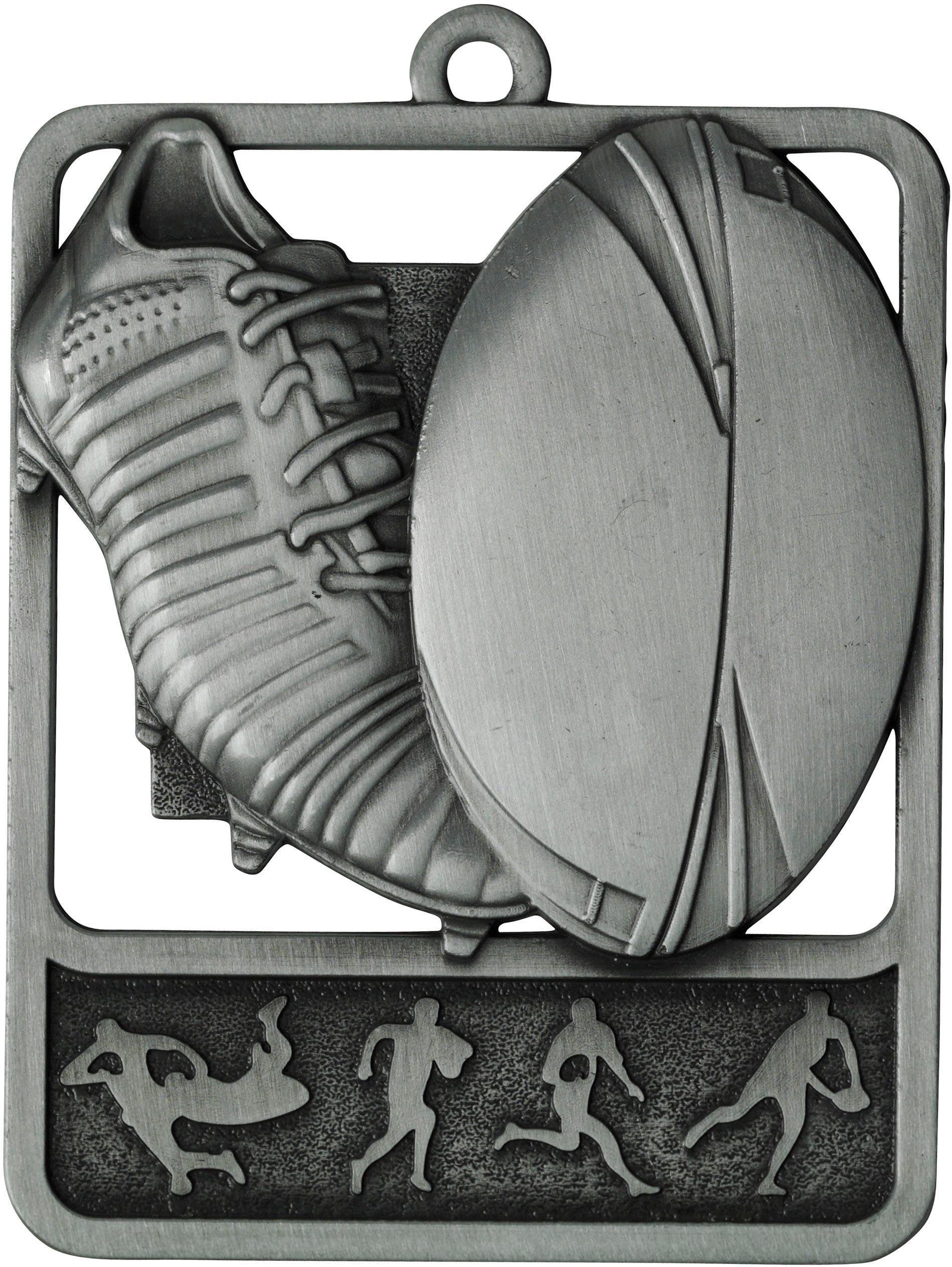 Rugby Medal MR913S 61mm