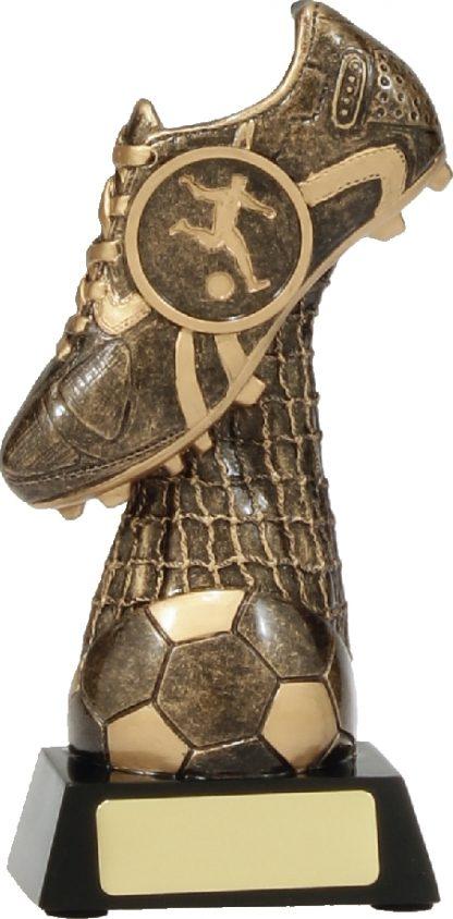 11004S Soccer trophy 150mm