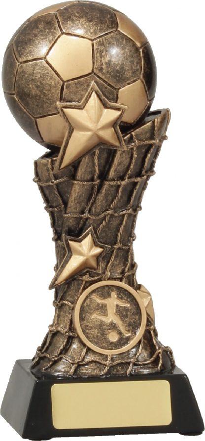 11080D Soccer trophy 180mm