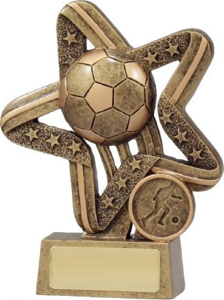 11380B Soccer Trophy 135mm New 2015