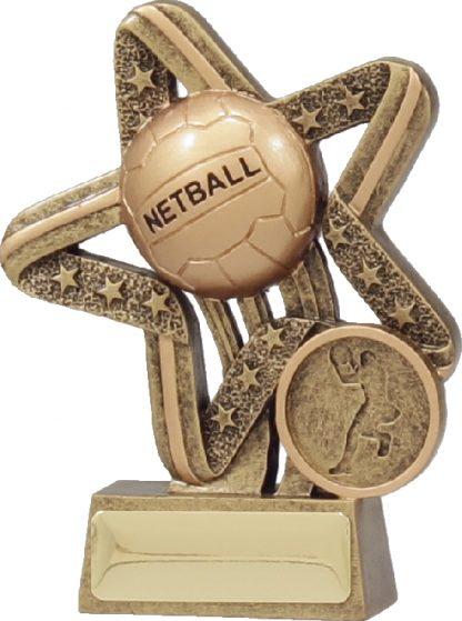 11391A Netball Trophy 110mm New 2015