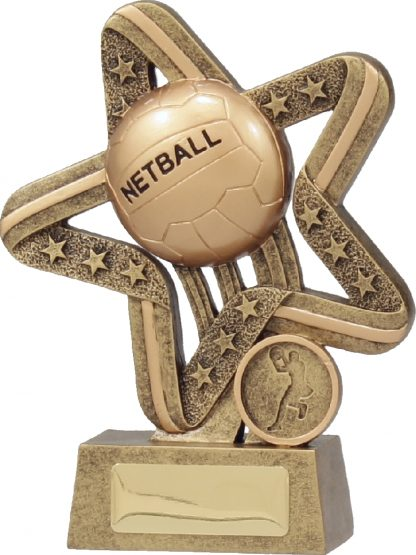 11391C Netball Trophy 155mm New 2015
