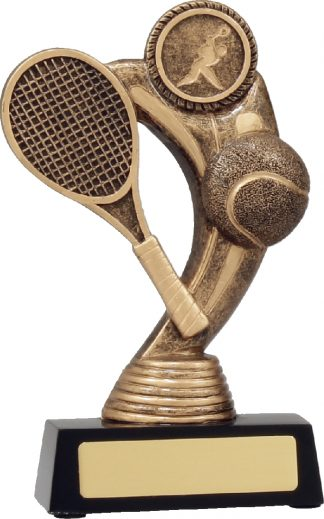 11418L Tennis trophy 165mm New 2015