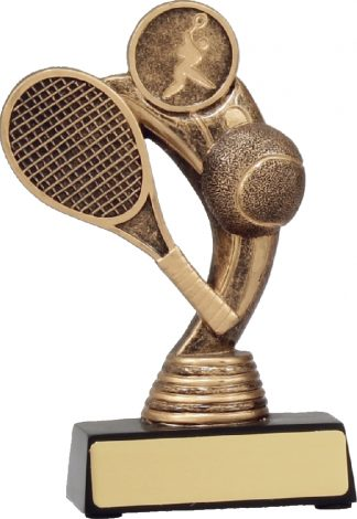 11418M Tennis trophy 140mm New 2015