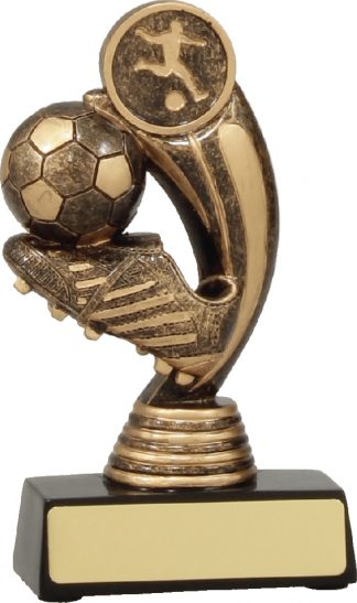 11438M Soccer trophy 135mm