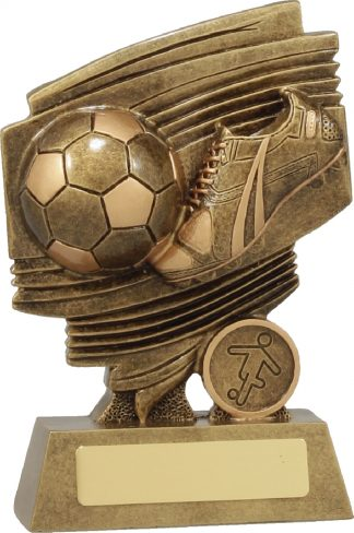 11604C Soccer trophy 155mm