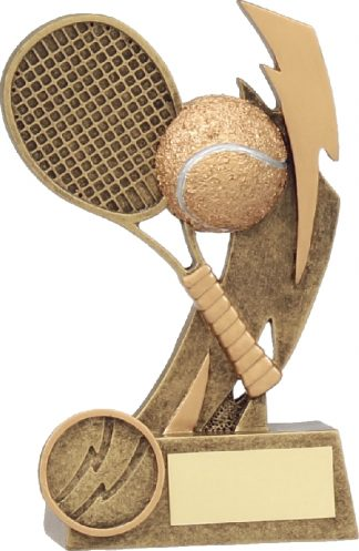 11618A Tennis Trophy 130mm New 2015