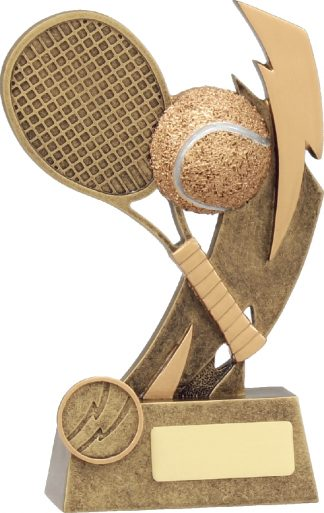 11618C Tennis Trophy 175mm New 2015