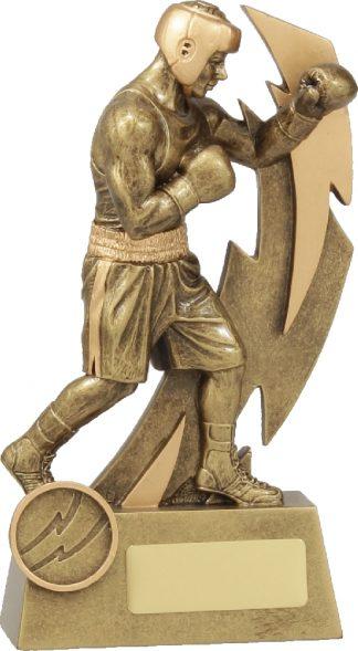 11632B Boxing trophy 180mm