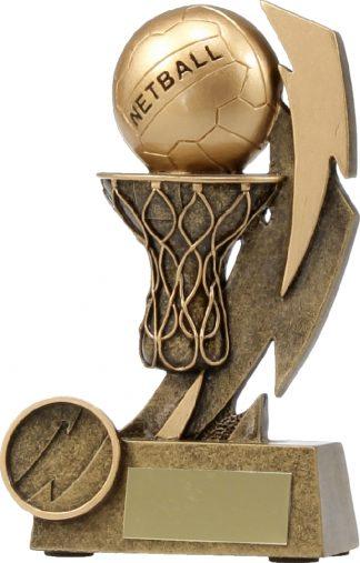 11637A Netball trophy 130mm