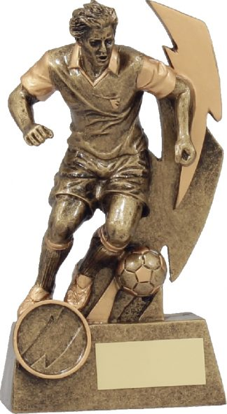 11680A Soccer Trophy 150mm New 2015
