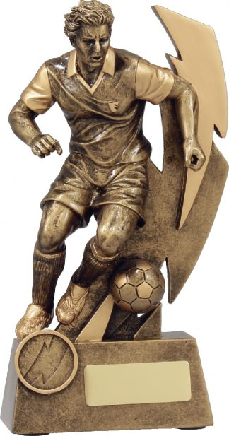 11680C Soccer Trophy 200mm New 2015