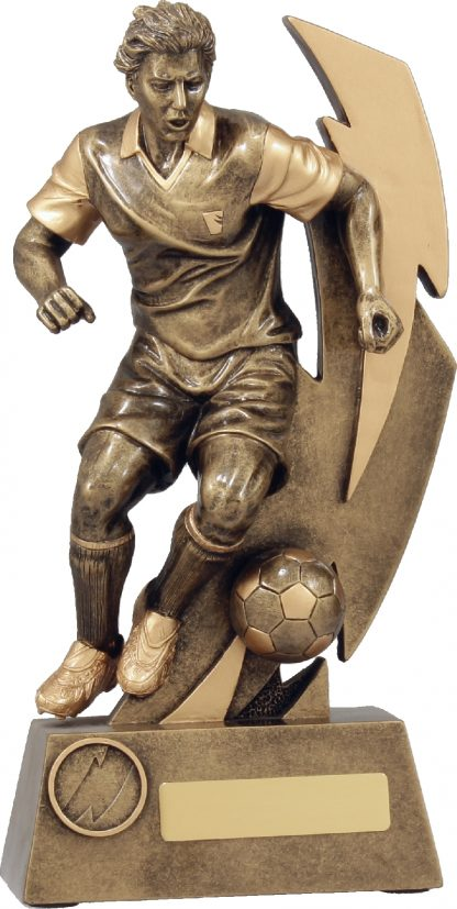 11680E Soccer Trophy 265mm New 2015